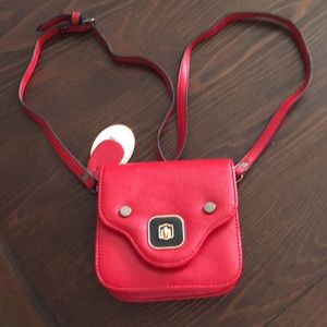 Mellow world red crossbody brand new with tags